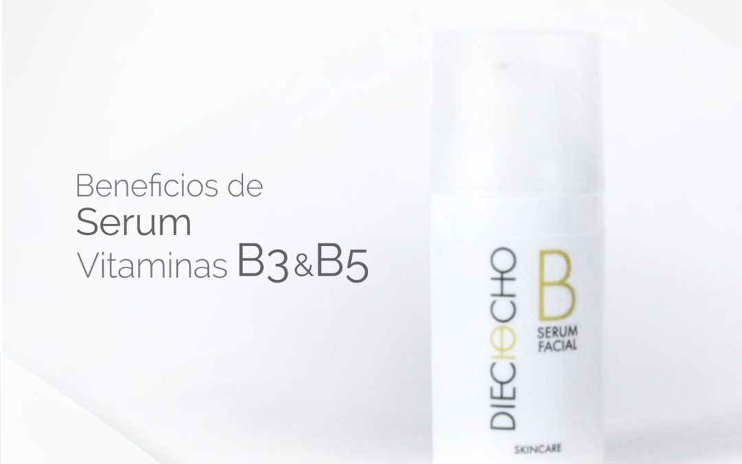 Beneficios del Serum Vitamina B3